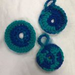 Scrubbies Set of 3